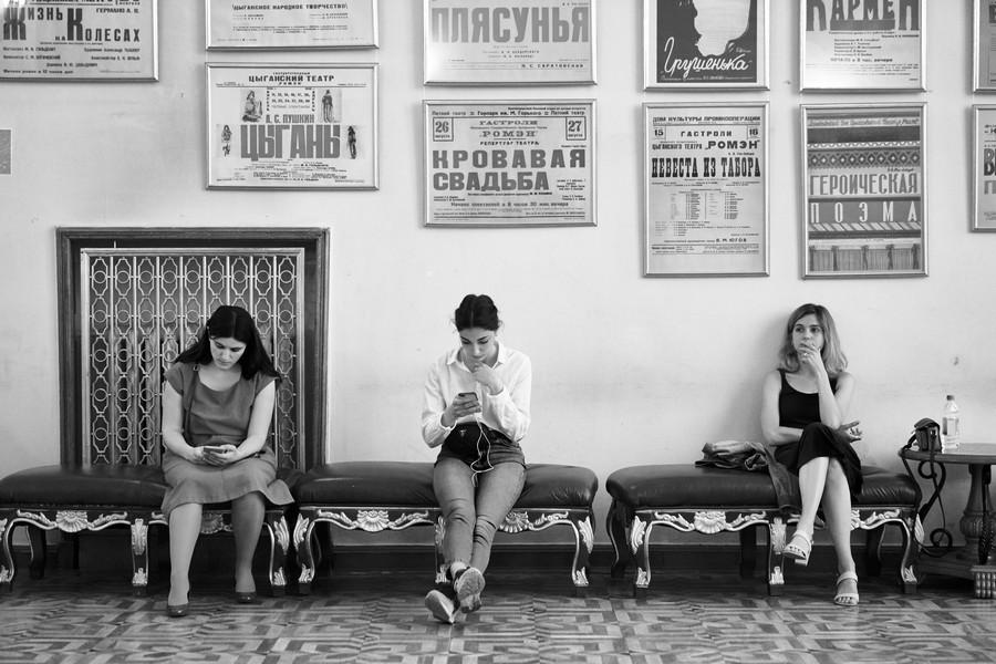 """Театр """"Ромэн"""""""